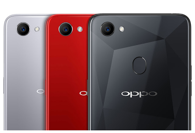 Oppo F7 6.23 Inch Display Android 8.1 25MP front Camera