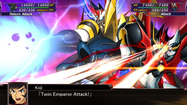 Super Robot Wars X PC Full