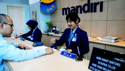 Loker Terbaru di PT. Bank Mandiri (Persero) Tbk Juli 2016.