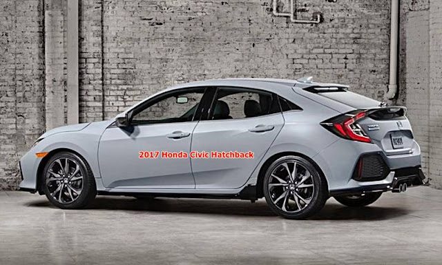 2017 Honda Civic Hatchback Performace