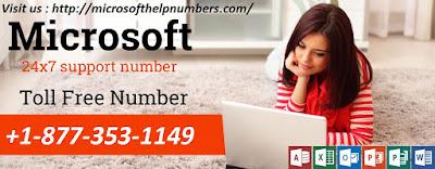 Microsoft Helpline Phone Number