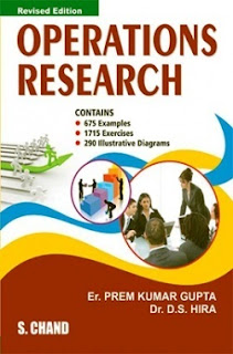 operations research by hira gupta ebook free download
