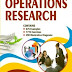 [PDF] Download Operation Research by Prem Kumar Gupta And D S Hira Ebook Free