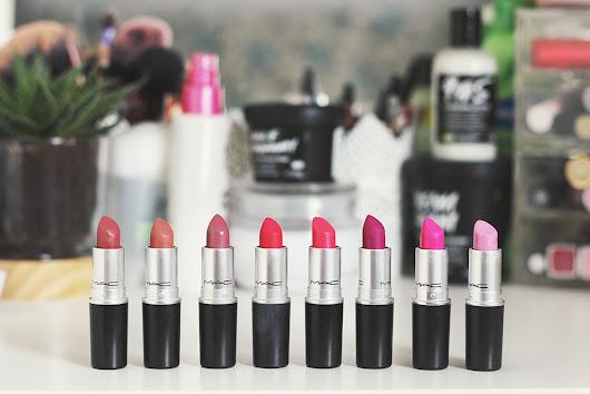 BEAUTY | My MAC Lipstick Collection | Je Suis Cat | A Fashion and Lifestyle Blog