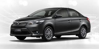 Harga Toyota Vios di Pontianak Dark Grey Metallic