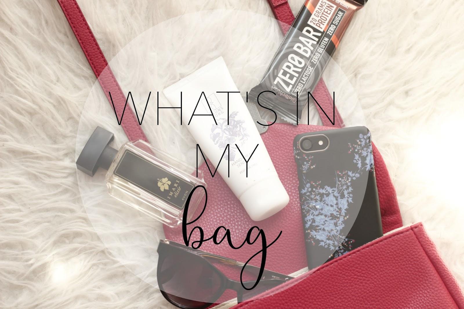 Panka's beauty*: Mi van a táskámban?