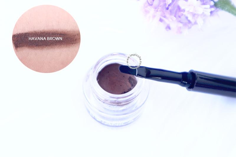 Mineral Botanica Creamy Eyeliner - 003 Havana Brown