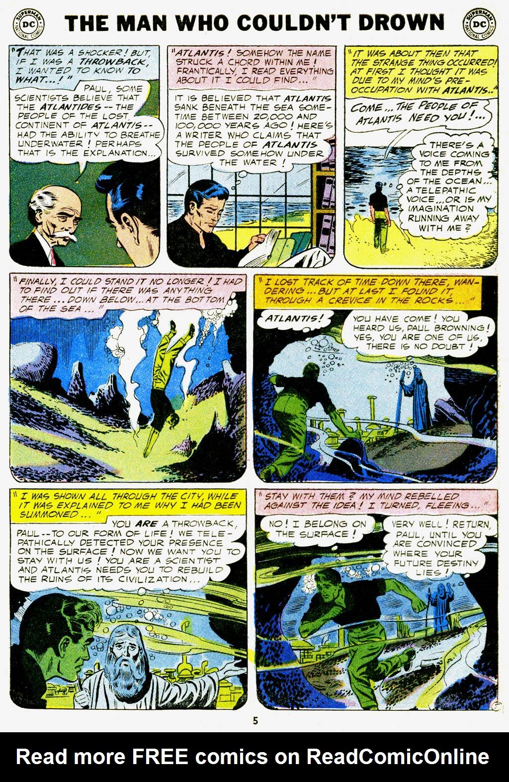 Strange Adventures (1950) issue 227 - Page 7