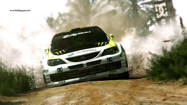 Colin McRae Dirt 2 Pc Game Free Download Full Version