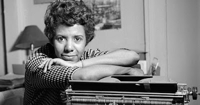 Lorraine Hansberry, author of A Raisin in the Sun