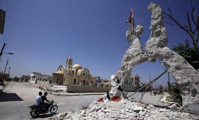 Τι γνωρίζουμε στην πραγματικότητα για τον ρόλο του Ισλαμικού Κράτους στο παράνομο εμπόριο αρχαιοτήτων;