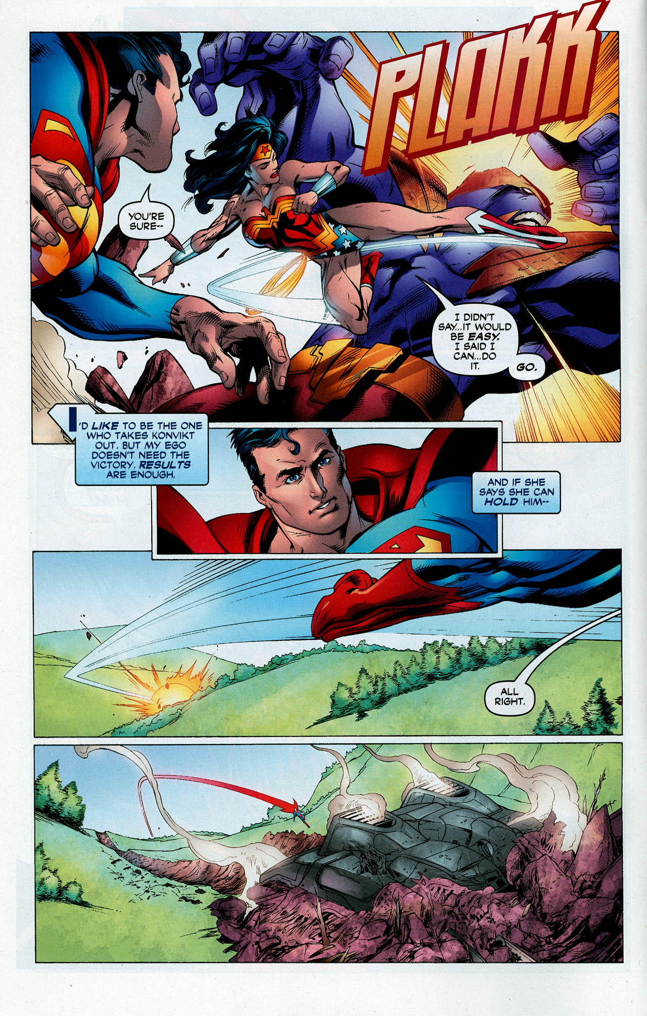 Read online Trinity (2008) comic -  Issue #5 - 6