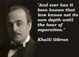 Kata Bijak Kahlil Gibran