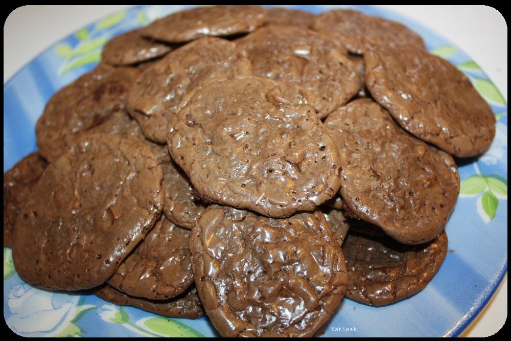 Les Cookies brownies