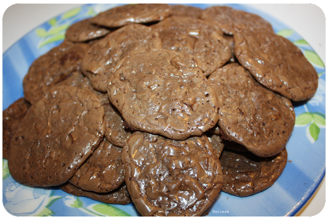 Les Cookies brownies