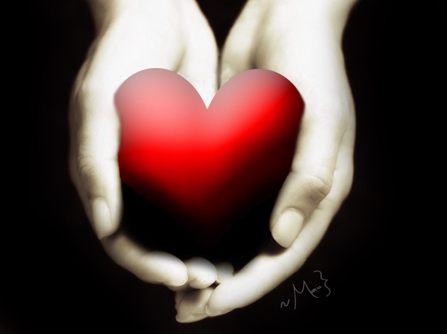 учитывая фото сердце бьется самцов украшенных