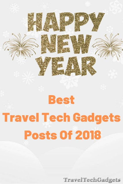 Top 10 Travel Tech Gadgets Posts Of The Year