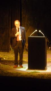 Le directeur du Grand Théâtre Tobias Richter se réjouit de la nouvelle salle