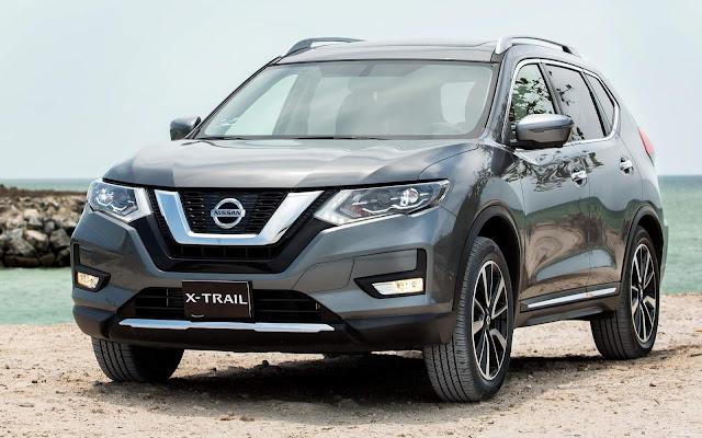 Nissan X-Trail 2018 - Brasil