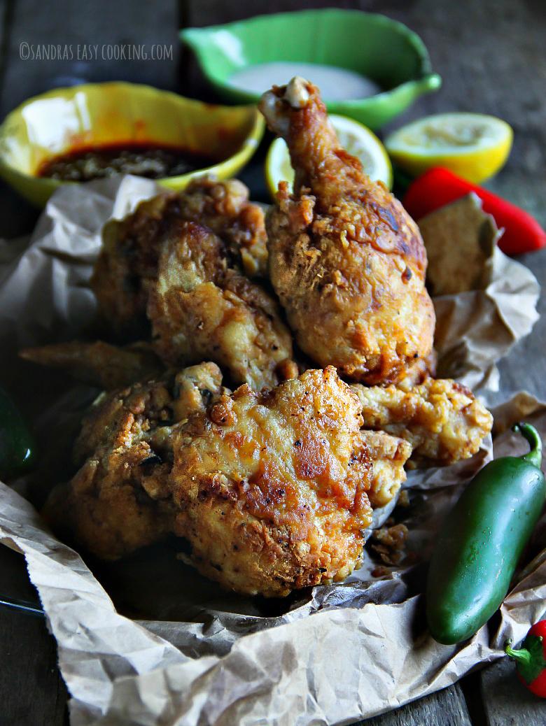 Fried Chicken #homemade #chicken #recipe