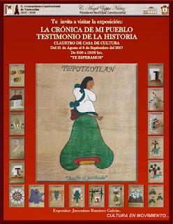 Cronica de Tepotzotlán