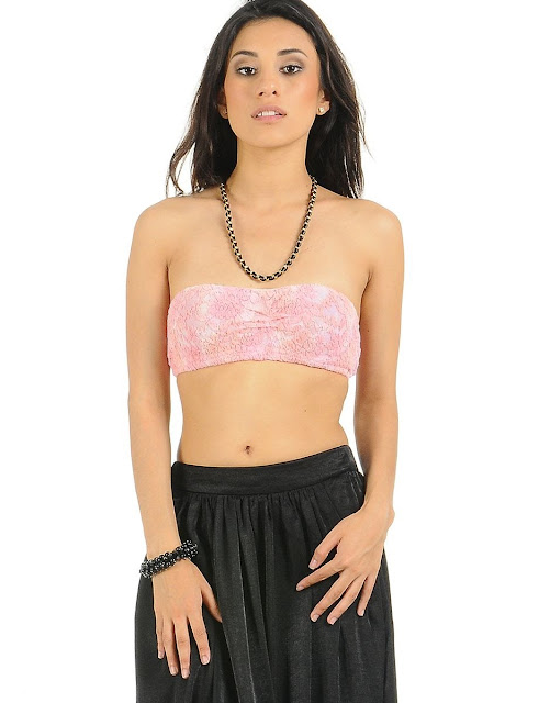 Bandeau Top-Dare to Wear