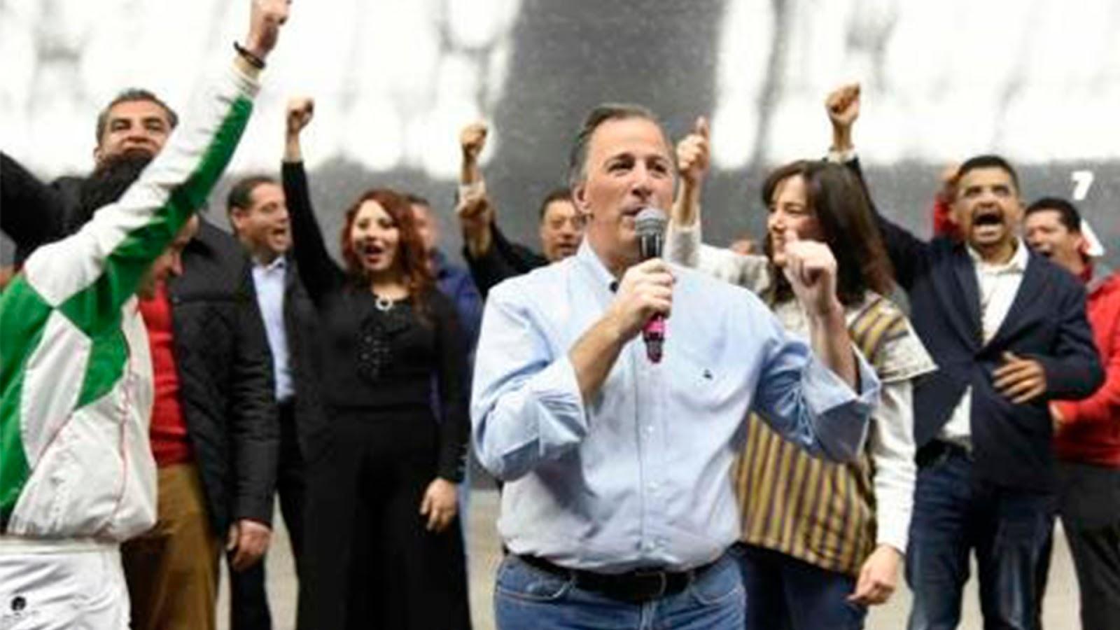 """Meade asegura que AMLO es peor que un """"nini"""" no trabaja y vive del pueblo"""