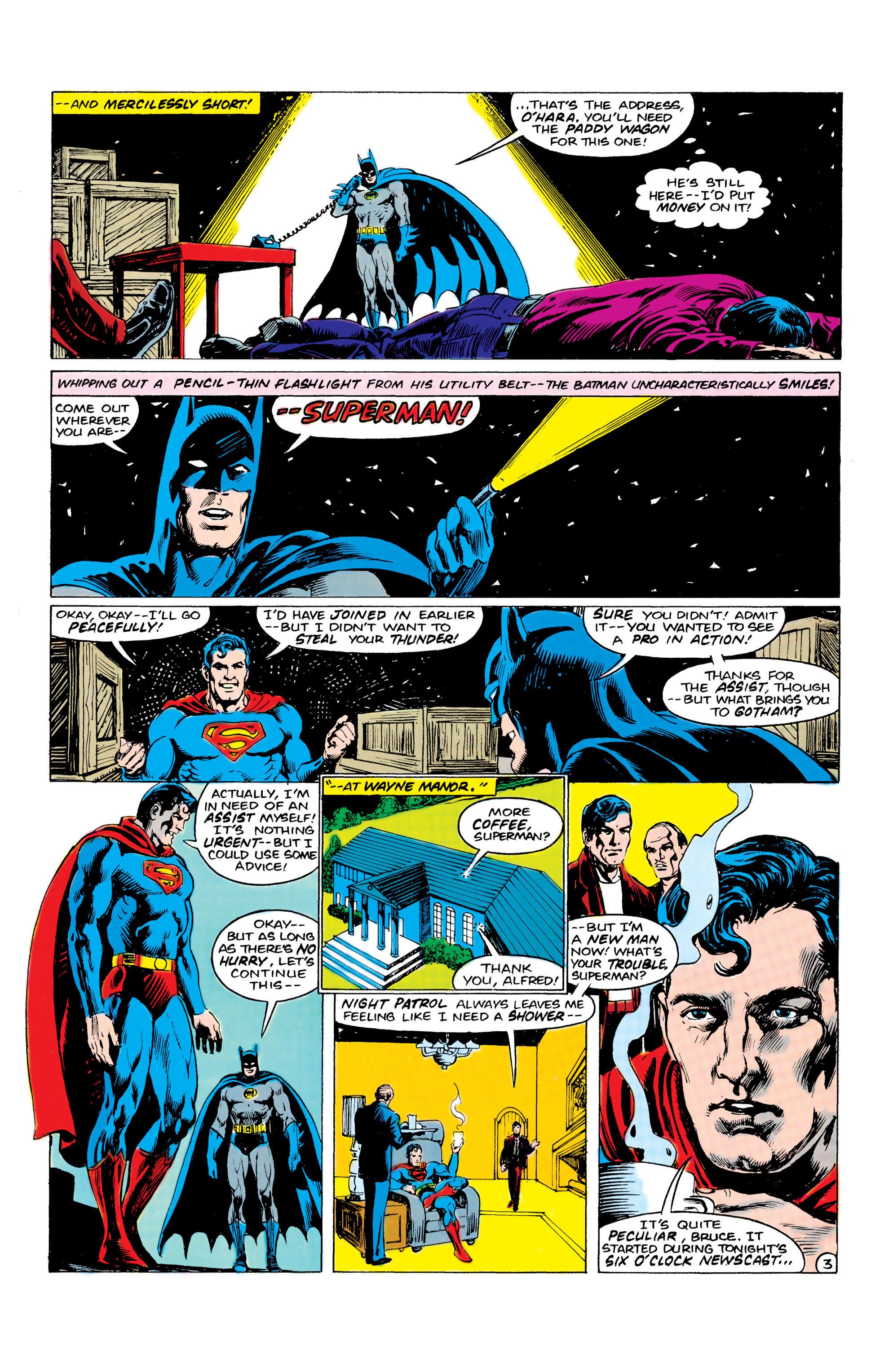 Read online World's Finest Comics comic -  Issue #309 - 4