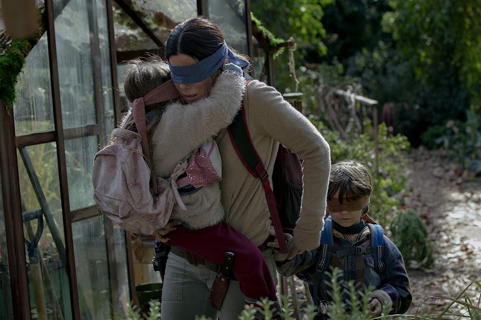 Bird Box | Sandra Bullock no trailer do suspense pós-apocalíptico da Netflix