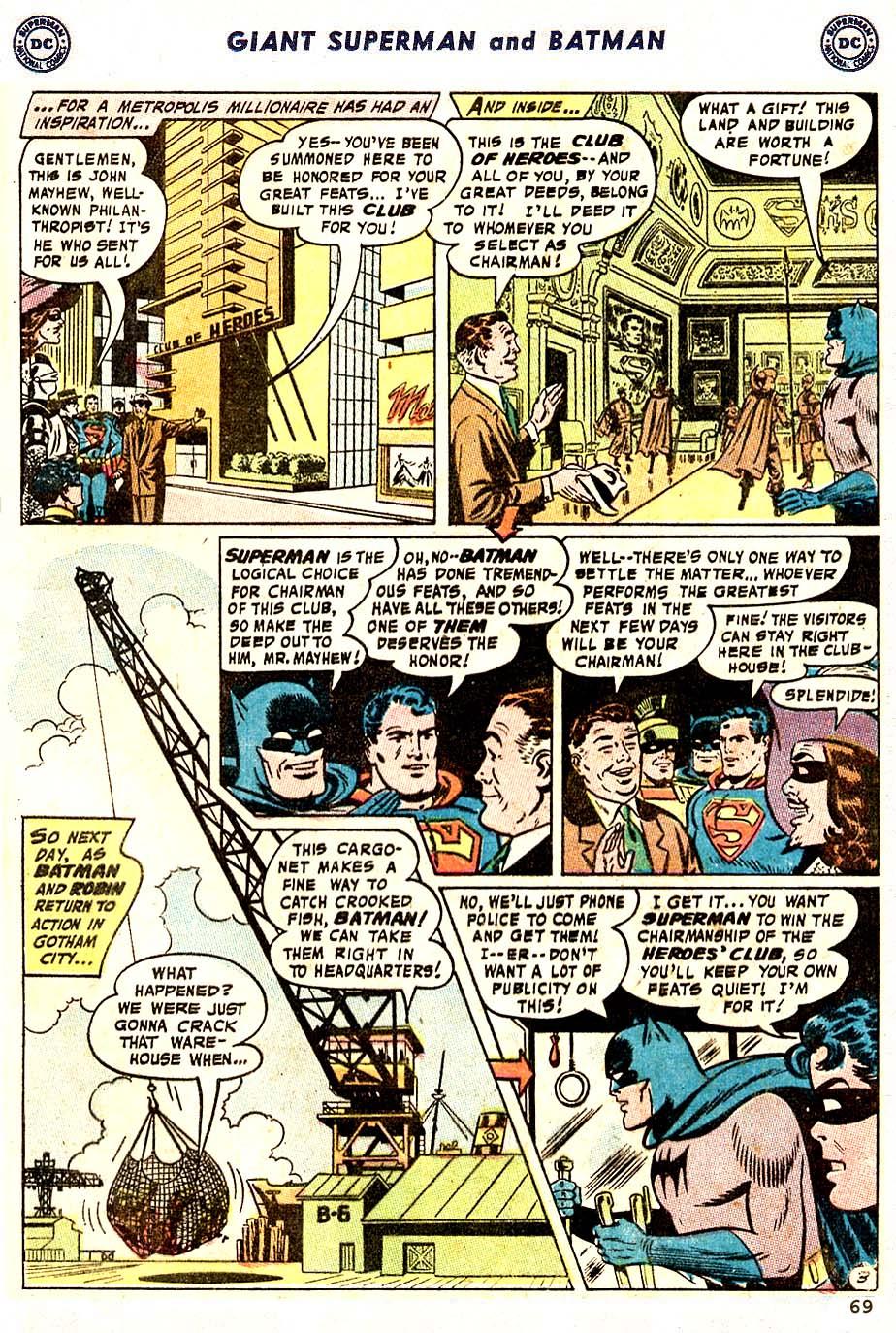 Read online World's Finest Comics comic -  Issue #179 - 71
