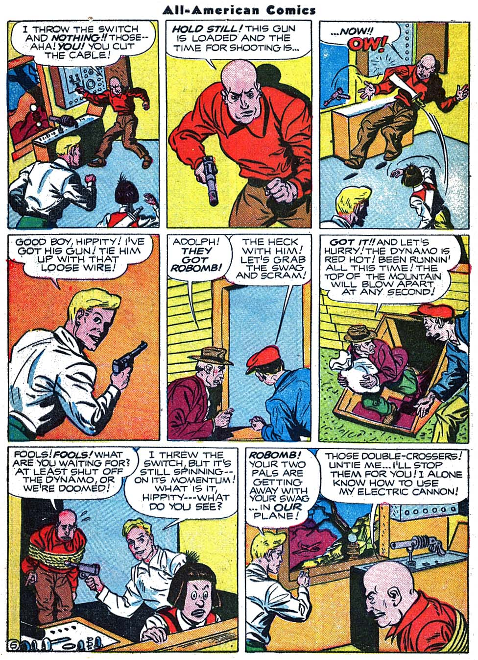Read online All-American Comics (1939) comic -  Issue #71 - 48