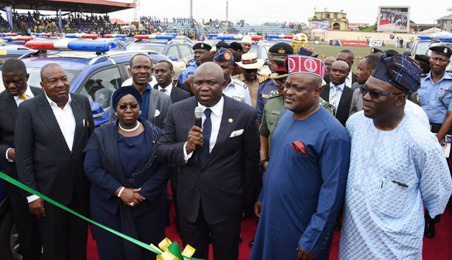 Ambode  Vows to stamp out land grabbing in Lagos