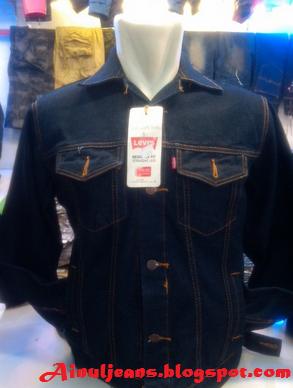 Jaket jeans murah