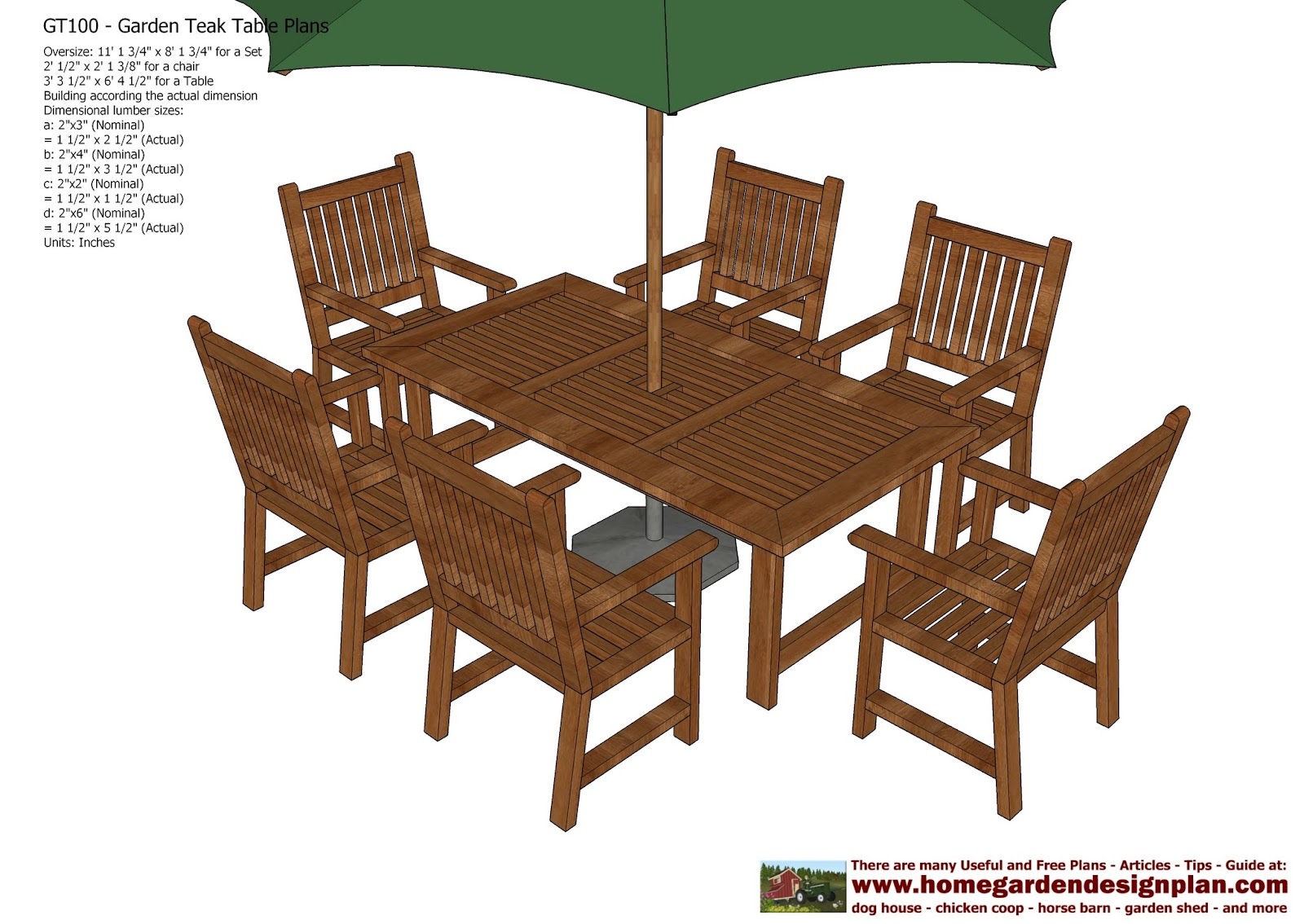Garden Chair Design Plans Lifts For Stairs Home Gt100 Teak Tables