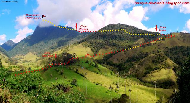 ruta cerro morrogacho