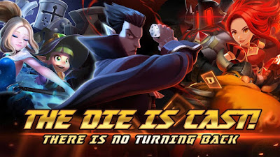 Dicast: Rules of Chaos APK + OBB For Android