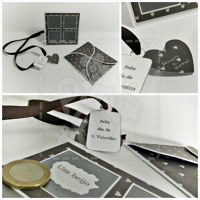 Como Fazer Raspadinha (Lucky Scratch) Crate Paper - Love Notes