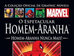 Lançamentos de abril: Coleções Marvel de Graphic Novels Salvat