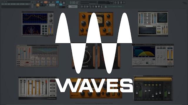 Dowload Waves Complete v9r29 VST VST3 AU RTAS full crack 2018