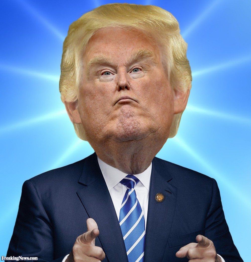 funny pictures of trump - HD1000×1043