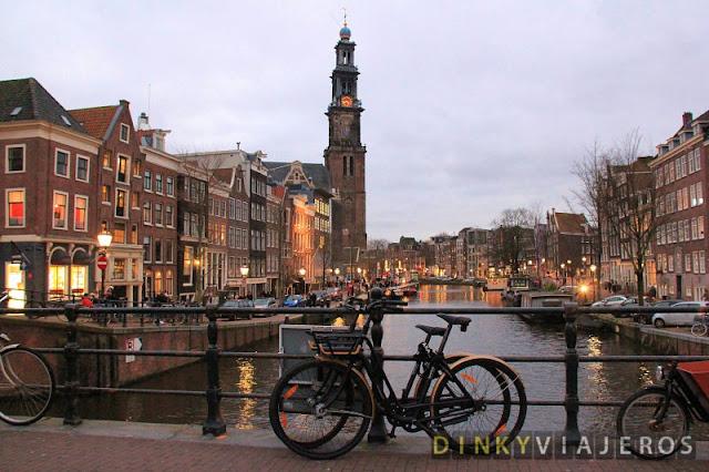 Amsterdam. Barrio Jordaan