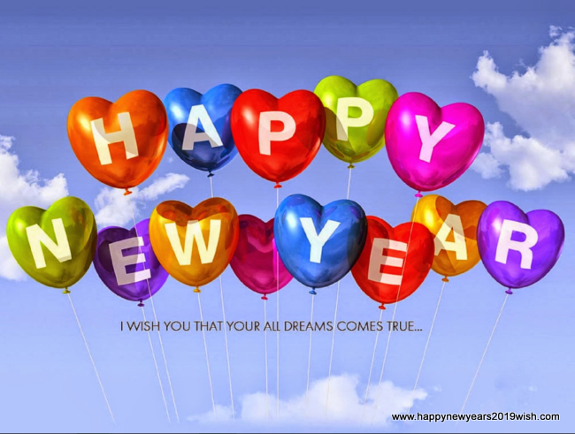 Happy New Year Facebook WallPapers 2019 – New Year Facebook Profile ...