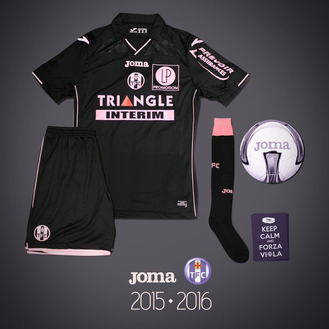 トゥールーズFC 2015-16 ユニフ...