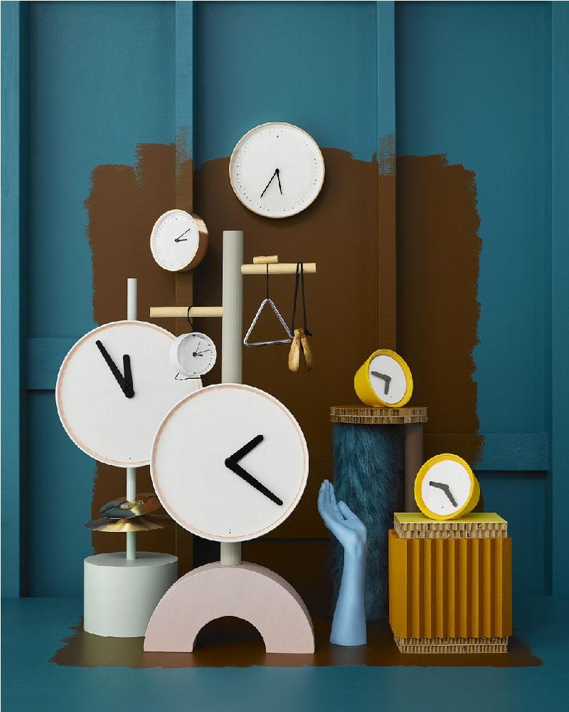 orologi serie STOLPA e PANORERA