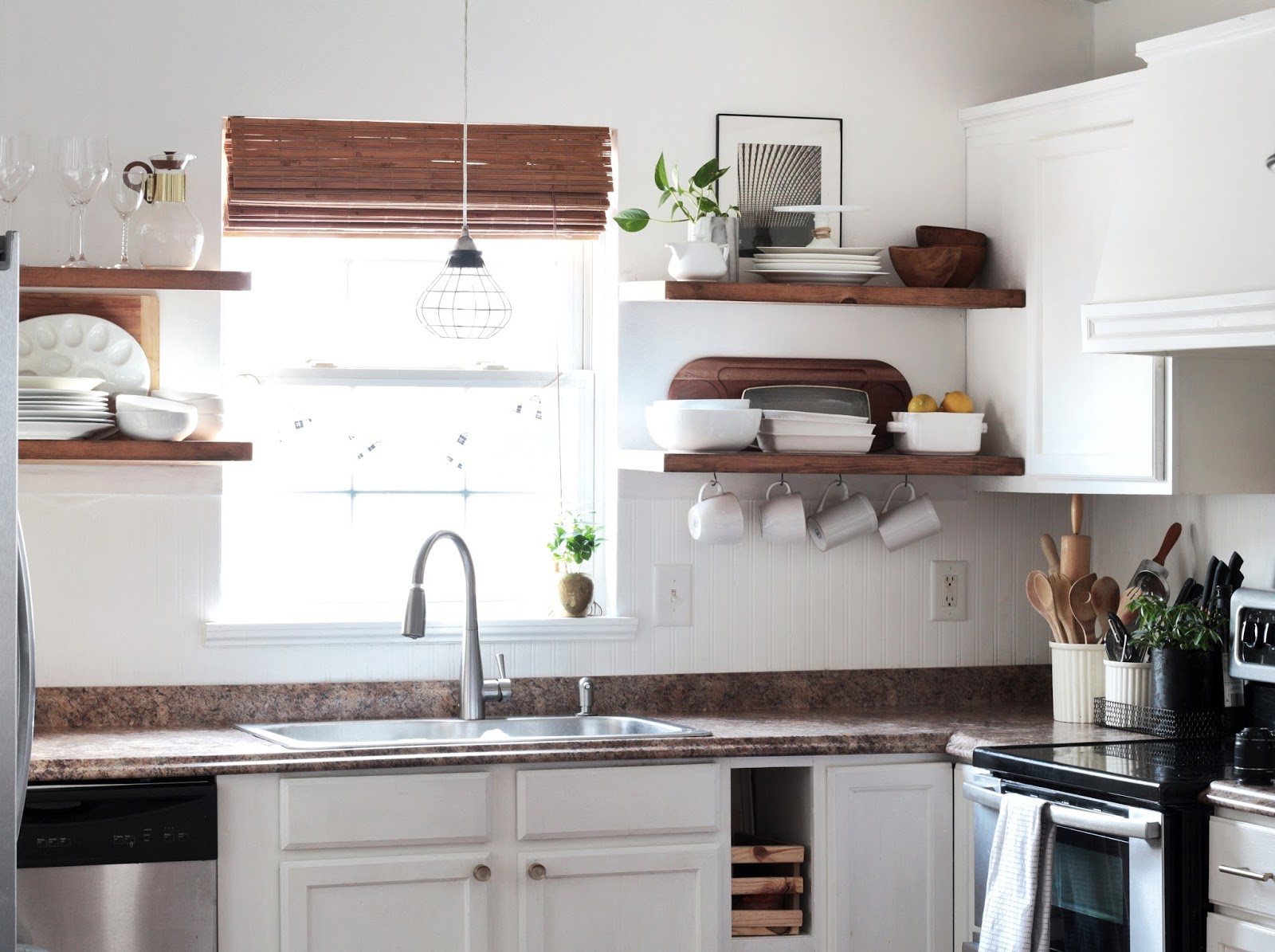 Kitchen Shelves Pictures