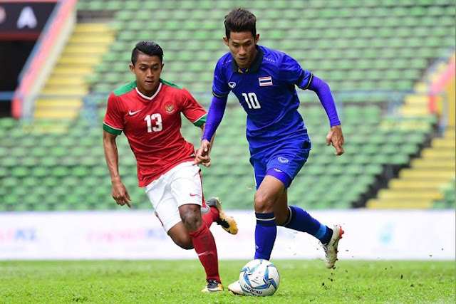 U22 Thái Lan và Indonesia cưa điểm, thầy trò Hữu Thắng hưởng lợi