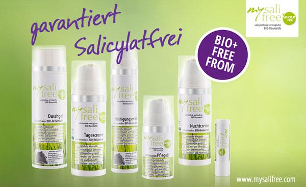 garantiert salicylatfrei