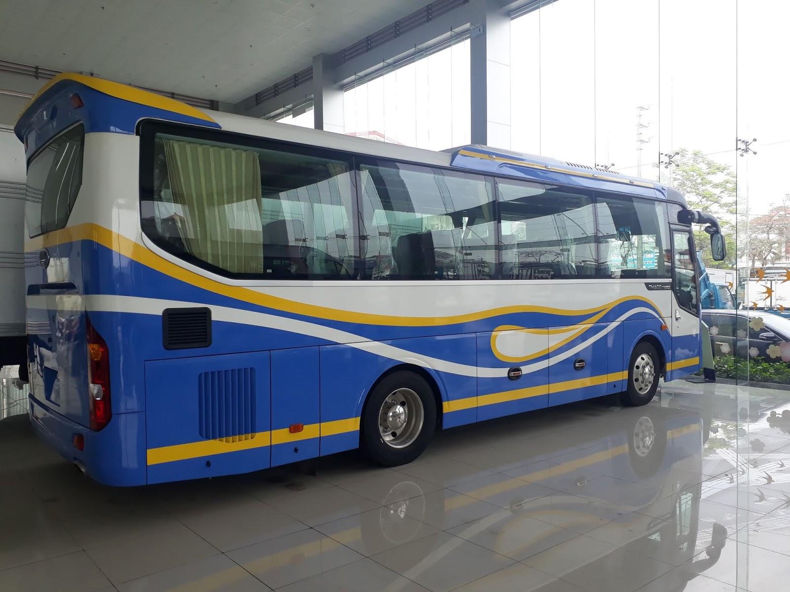 Xe khách 29 chỗ giá bao nhiêu tại Hải Phòng
