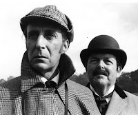 Ian Richardson as Sherlock Holmes in 'The Sign of Four' (1985)