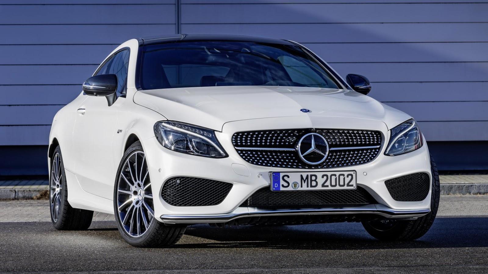 Đánh giá xe Mercedes AMG C43 Coupe 2017